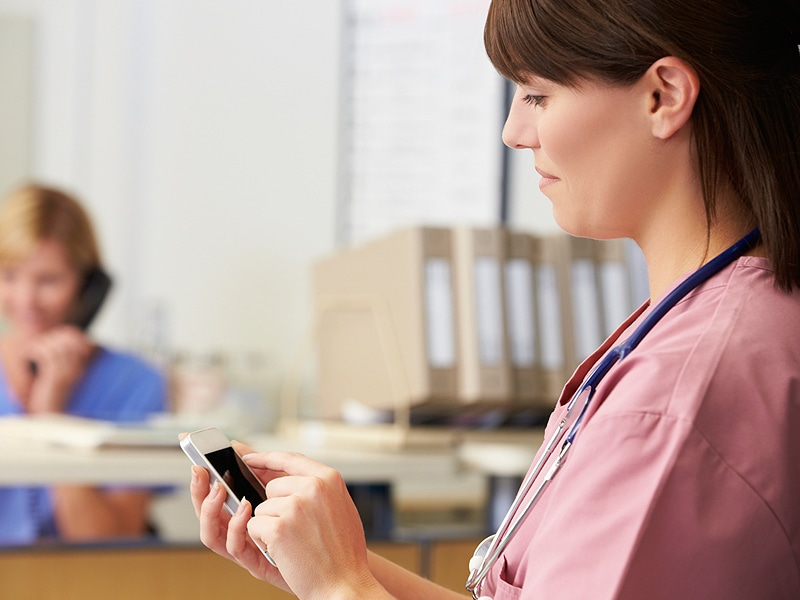 Health Messaging On Mobile Devices Doesn't Have To Be Risky
