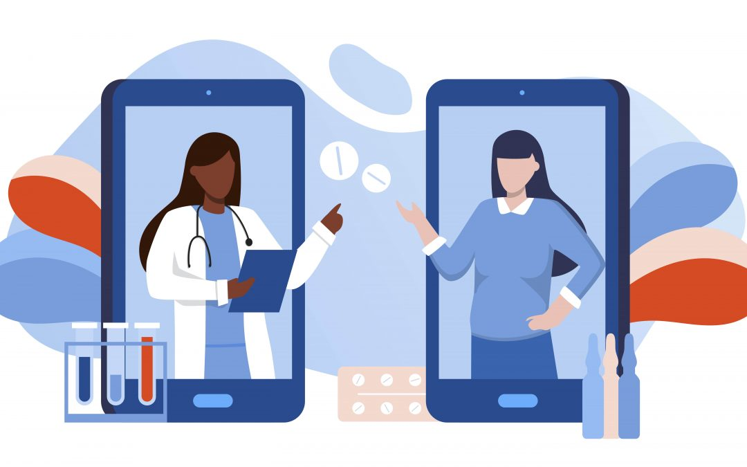 3 Reasons Healthcare Providers and Their Patients Need Real-time, Asynchronous Communications